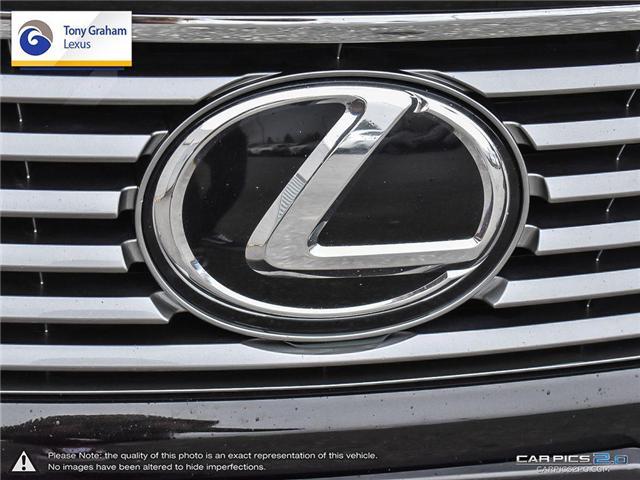 2015 Lexus ES 350 Base (Stk: Y3255) in Ottawa - Image 9 of 28