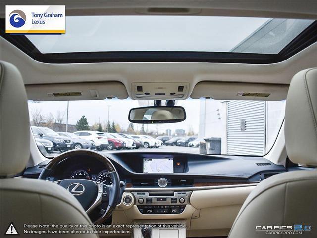 2015 Lexus ES 350 Base (Stk: Y3255) in Ottawa - Image 27 of 28
