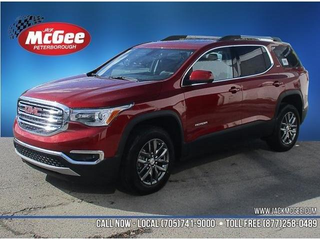 2019 GMC Acadia SLT-1 (Stk: 19152) in Peterborough - Image 1 of 3