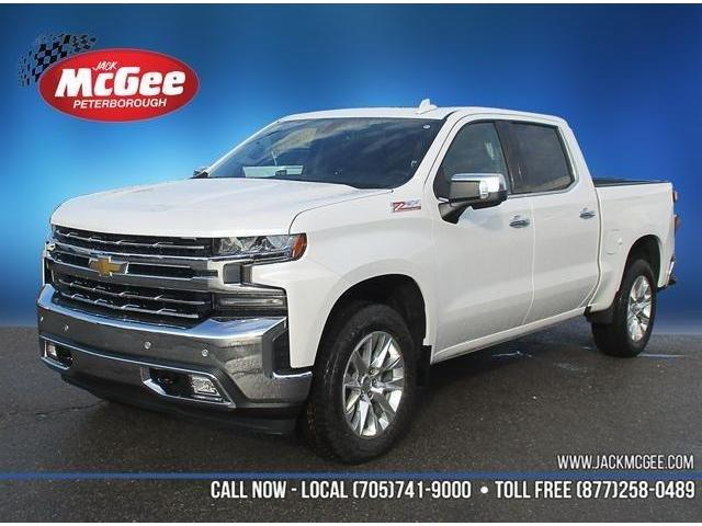 2019 Chevrolet Silverado 1500 LTZ (Stk: 19144) in Peterborough - Image 1 of 2