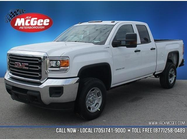 2019 GMC Sierra 2500HD Base (Stk: 19146) in Peterborough - Image 1 of 3