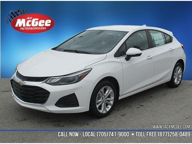 2019 Chevrolet Cruze LT (Stk: 19148) in Peterborough - Image 1 of 3