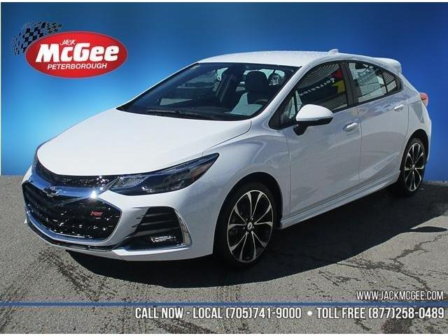 2019 Chevrolet Cruze Premier (Stk: 19139) in Peterborough - Image 1 of 3