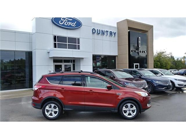 2016 Ford Escape SE (Stk: ES1095A) in Bobcaygeon - Image 1 of 23