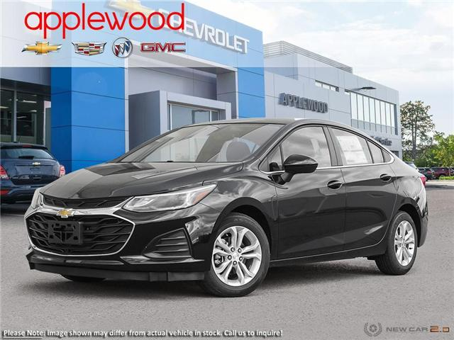 2019 Chevrolet Cruze LT (Stk: C9J007) in Mississauga - Image 1 of 24