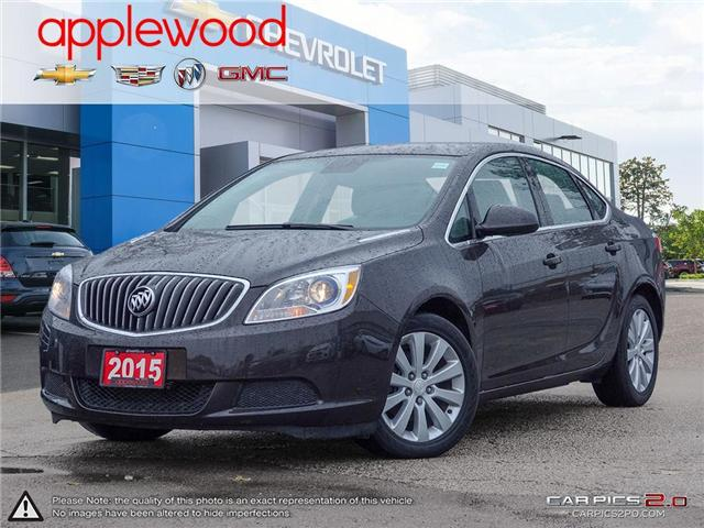 2015 Buick Verano Base (Stk: 9047P) in Mississauga - Image 1 of 27