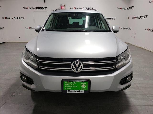 2017 Volkswagen Tiguan Wolfsburg Edition (Stk: DRD1942) in Burlington - Image 2 of 30