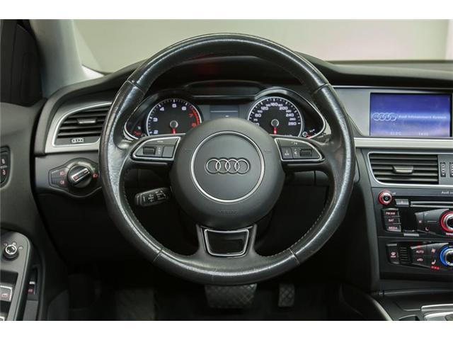 2015 Audi A4 2.0T Komfort (Stk: 53034) in Newmarket - Image 11 of 16