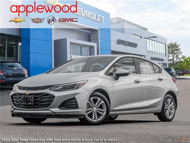 2019 Chevrolet Cruze LT (Stk: C9J001) in Mississauga - Image 1 of 24