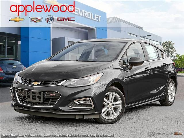 2018 Chevrolet Cruze LT Auto (Stk: C8J245T) in Mississauga - Image 1 of 8
