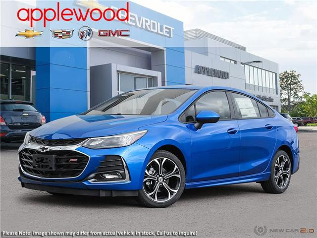 2019 Chevrolet Cruze LT (Stk: C9J009) in Mississauga - Image 1 of 24