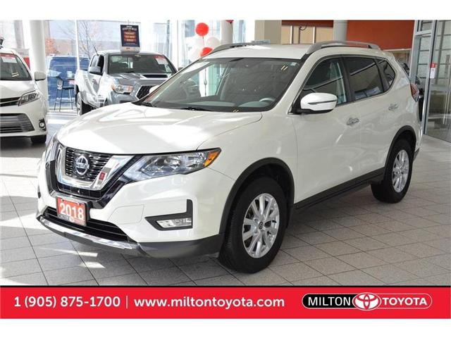 2018 Nissan Rogue  (Stk: 736163) in Milton - Image 1 of 38