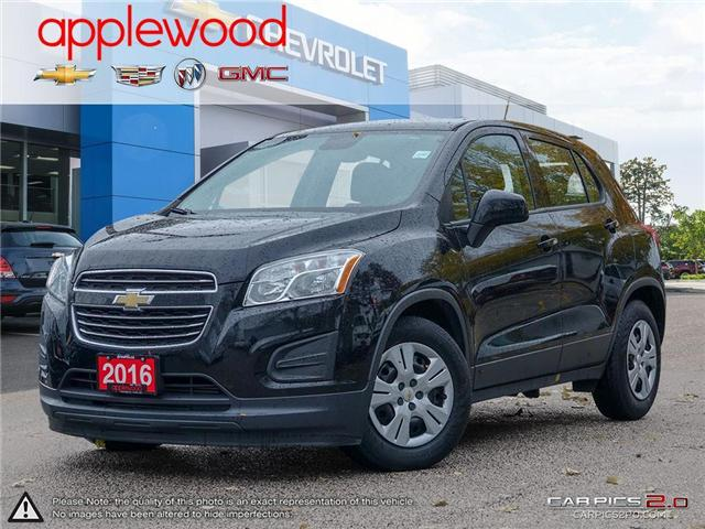 2016 Chevrolet Trax LS (Stk: 1413P) in Mississauga - Image 1 of 28