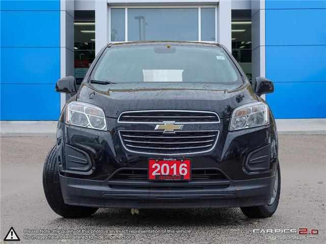 2016 Chevrolet Trax LS (Stk: 1413P) in Mississauga - Image 2 of 28