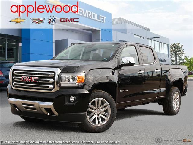 2018 GMC Canyon SLT (Stk: G8K134T) in Mississauga - Image 1 of 23