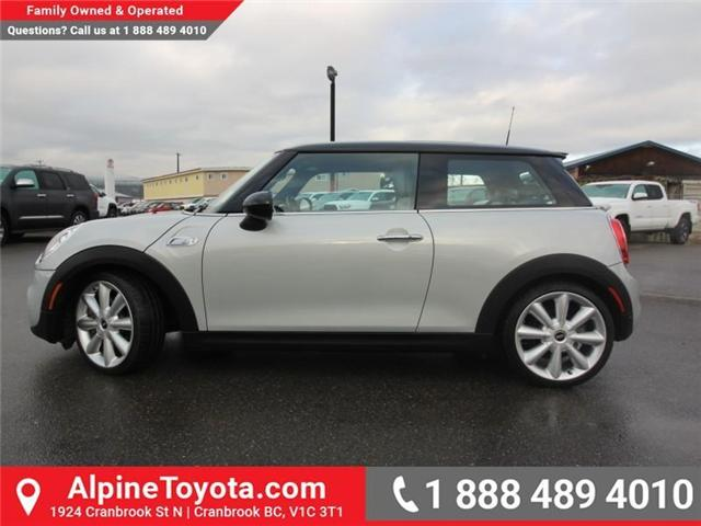 2014 MINI Hatch Cooper S (Stk: 5618766A) in Cranbrook - Image 2 of 16