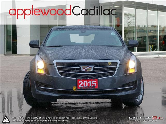 2015 Cadillac ATS 2.0L Turbo (Stk: 5791P) in Mississauga - Image 2 of 27