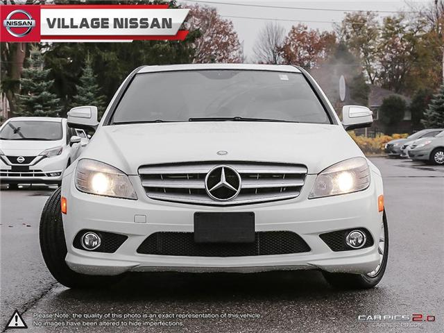 2009 Mercedes-Benz C-Class Base (Stk: 80795A) in Unionville - Image 2 of 27