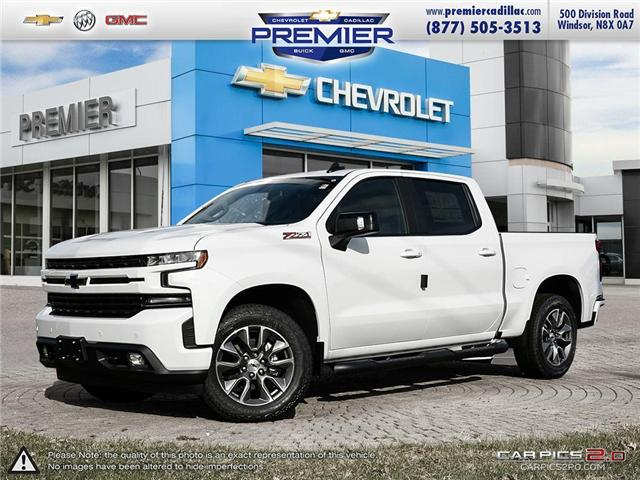 2019 Chevrolet Silverado 1500 RST (Stk: 191274) in Windsor - Image 1 of 29