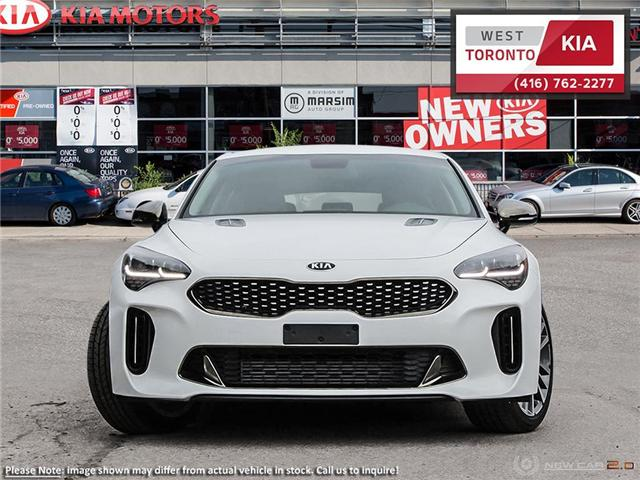2019 Kia Stinger GT-Line (Stk: 19158) in Toronto - Image 2 of 21