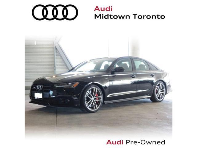 2018 Audi S6 4.0T (Stk: AU3445) in Toronto - Image 1 of 28