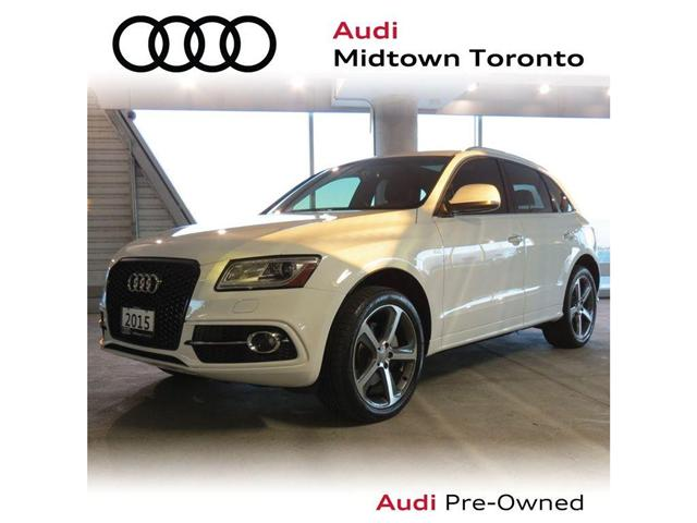 2015 Audi Q5  (Stk: AU5665A) in Toronto - Image 1 of 28
