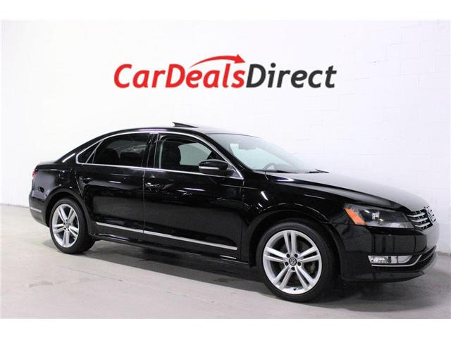 2015 Volkswagen Passat 1.8 TSI Highline (Stk: 096299) in Vaughan - Image 1 of 30