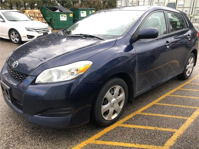 2009 Toyota Matrix  (Stk: EG18012A) in Woodstock - Image 2 of 10