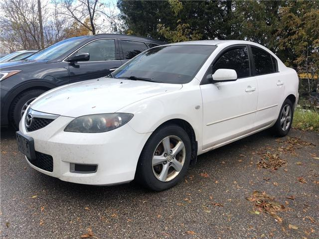 2007 Mazda Mazda3  (Stk: EA19003A) in Woodstock - Image 1 of 8