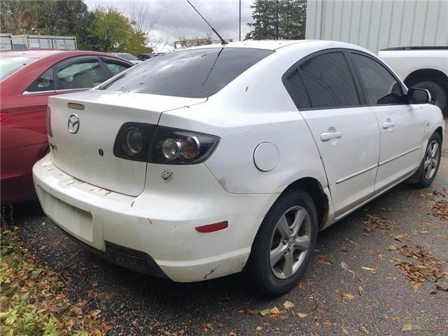 2007 Mazda Mazda3  (Stk: EA19003A) in Woodstock - Image 5 of 8