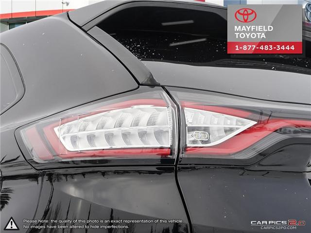 2018 Ford Edge SEL (Stk: 1801312A) in Edmonton - Image 11 of 20