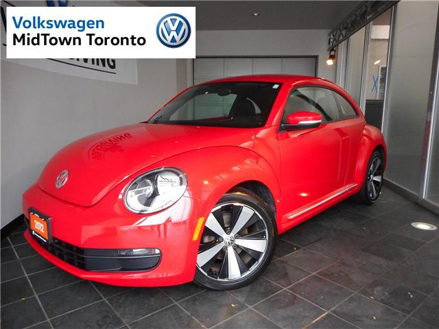2012 Volkswagen Beetle  (Stk: P7105A) in Toronto - Image 1 of 28