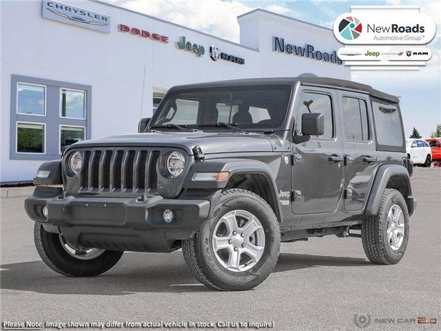 2018 Jeep Wrangler Unlimited Sport (Stk: W18197) in Newmarket - Image 1 of 22