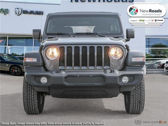 2018 Jeep Wrangler Unlimited Sport (Stk: W18197) in Newmarket - Image 2 of 22