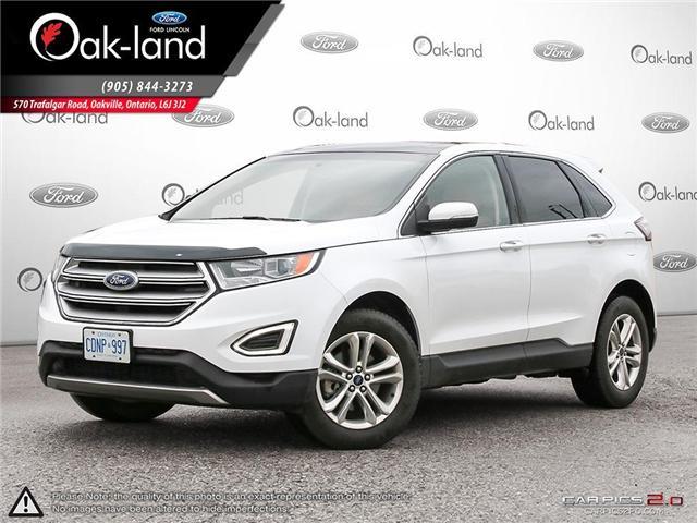 2015 Ford Edge SEL (Stk: P5643) in Oakville - Image 1 of 29