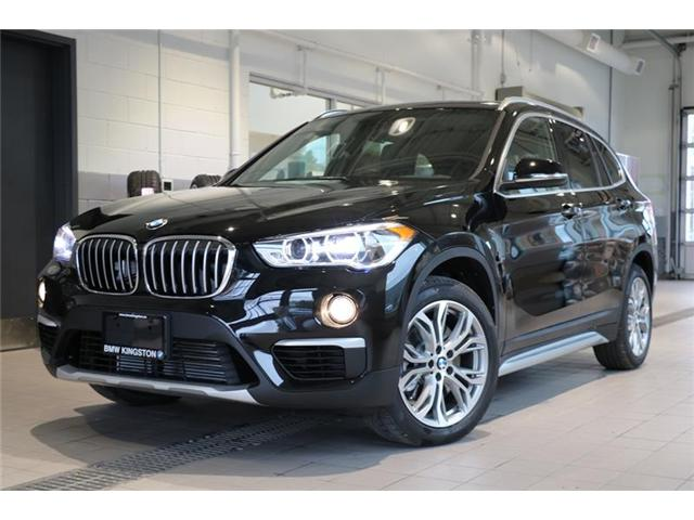 2018 BMW X1 xDrive28i (Stk: 8271) in Kingston - Image 1 of 14