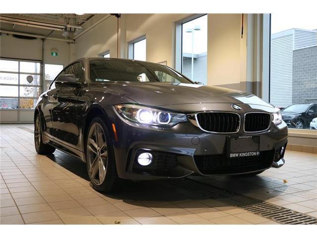 2019 BMW 430i xDrive Gran Coupe  (Stk: 9019) in Kingston - Image 4 of 14