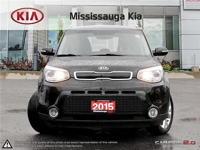 2015 Kia Soul EX+ (Stk: 5188P) in Mississauga - Image 2 of 27
