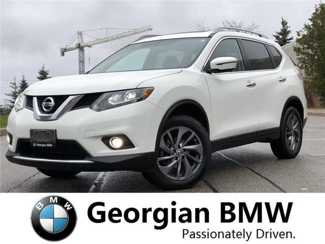 2016 Nissan Rogue SL Premium (Stk: B18230-1) in Barrie - Image 1 of 17