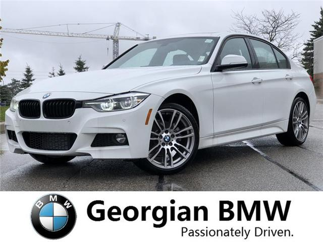 2018 BMW 328d xDrive (Stk: B18358) in Barrie - Image 1 of 19