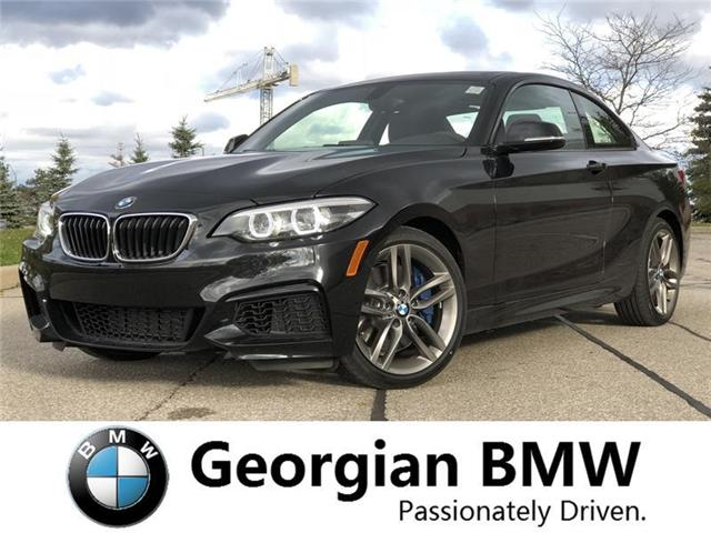 2018 BMW 230i xDrive (Stk: B18390) in Barrie - Image 1 of 17