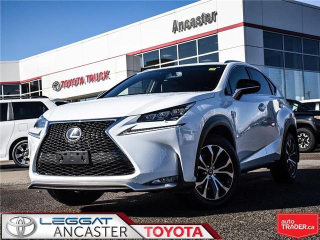 2017 Lexus NX 200t Base (Stk: 19094A) in Ancaster - Image 1 of 20