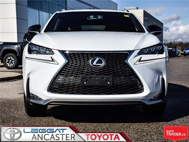 2017 Lexus NX 200t Base (Stk: 19094A) in Ancaster - Image 2 of 20