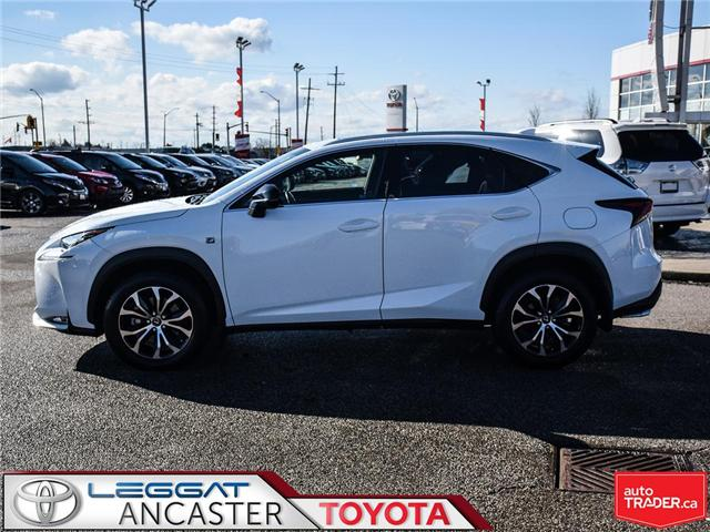2017 Lexus NX 200t Base (Stk: 19094A) in Ancaster - Image 4 of 20