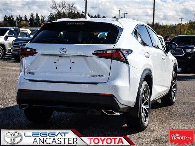 2017 Lexus NX 200t Base (Stk: 19094A) in Ancaster - Image 8 of 20