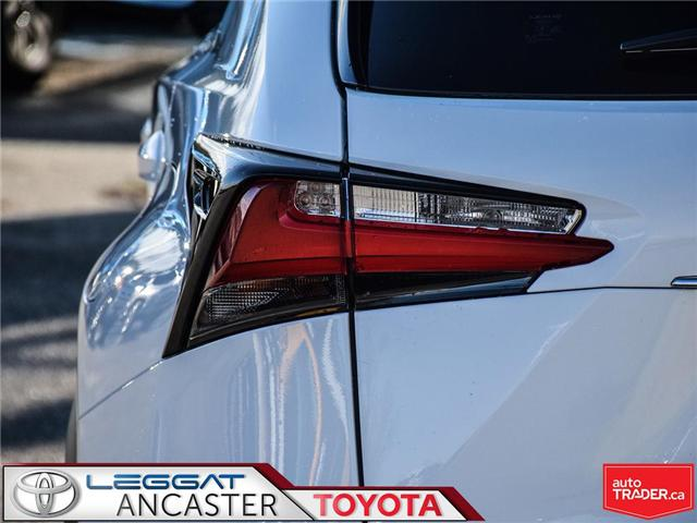 2017 Lexus NX 200t Base (Stk: 19094A) in Ancaster - Image 9 of 20