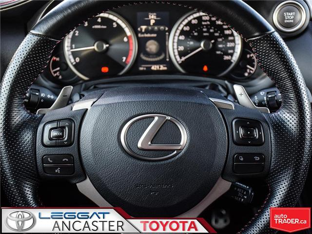 2017 Lexus NX 200t Base (Stk: 19094A) in Ancaster - Image 14 of 20