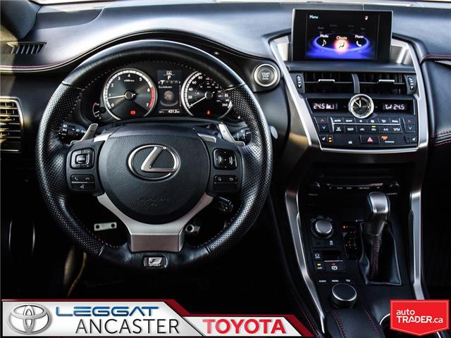 2017 Lexus NX 200t Base (Stk: 19094A) in Ancaster - Image 15 of 20