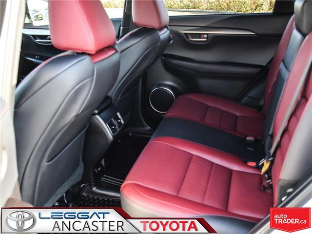 2017 Lexus NX 200t Base (Stk: 19094A) in Ancaster - Image 19 of 20