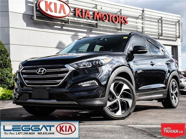 2016 Hyundai Tucson  (Stk: 2268) in Burlington - Image 1 of 22
